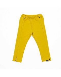 Spodnie rozpinane Złota oliwka